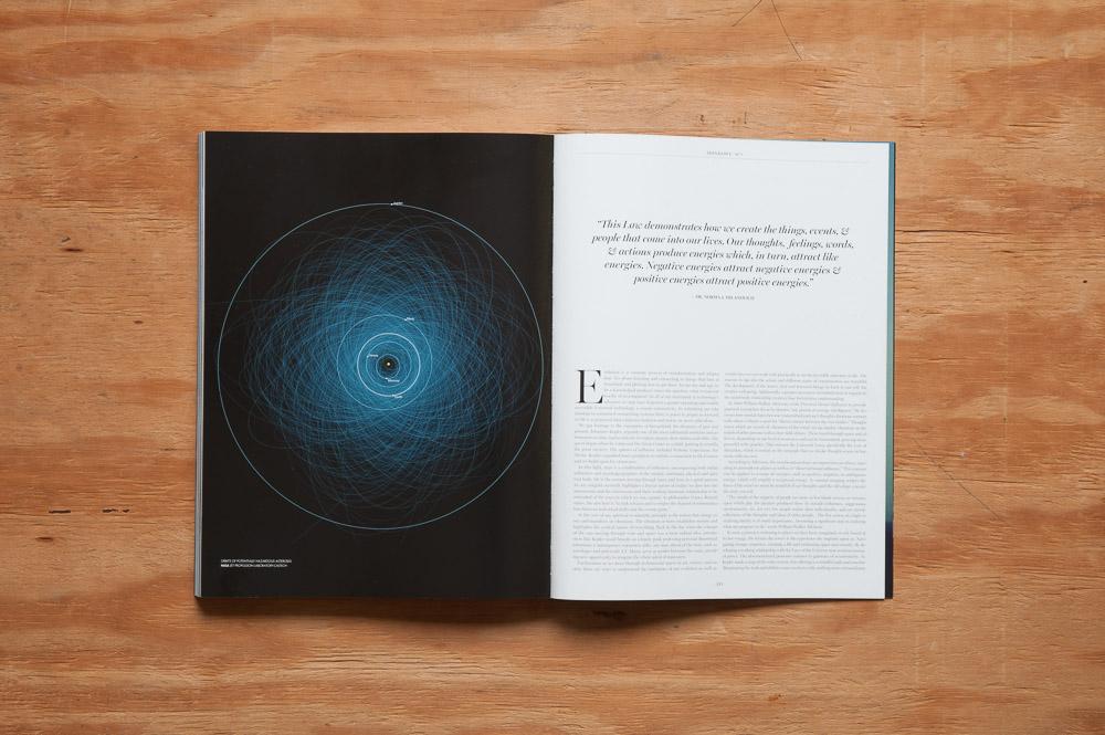 Monroe Magazine Kepler spread