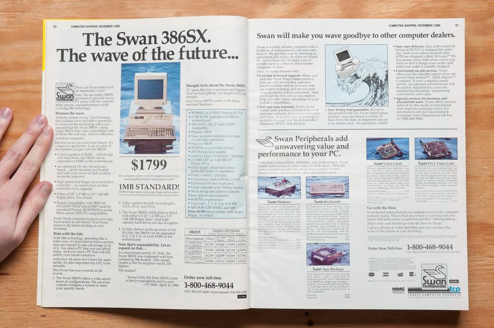 Computer Shopper, November 1989