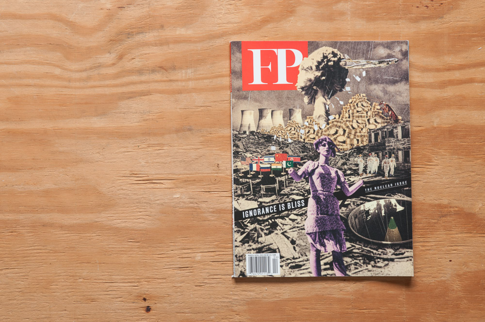 Foreign Policy March/April 2015 cover